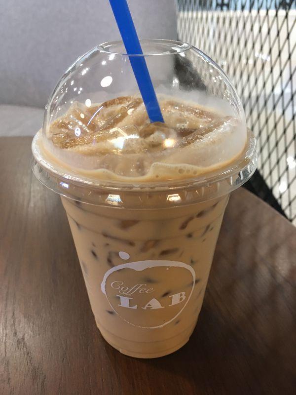 タイ バンコク Mixt Chatuchak Coffee LAB カフェ コーヒー カフェオレ