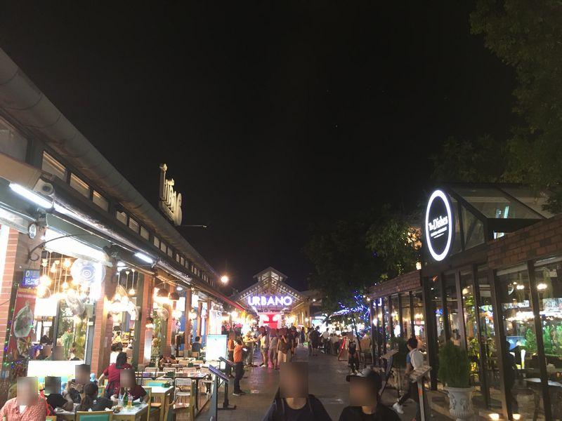 タイ バンコク アジアティーク・ザ・リバーフロント